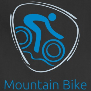 Mountine_bike_blue - Adjustable Apron