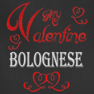 A romantic Valentine with my Bolognese - Adjustable Apron