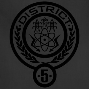 district 5 - Adjustable Apron