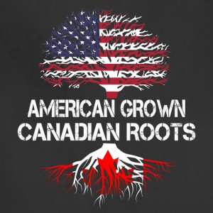American grown Canadian root - Adjustable Apron