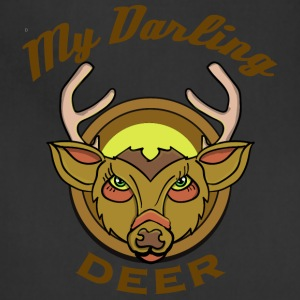 My Darling Deer - Adjustable Apron
