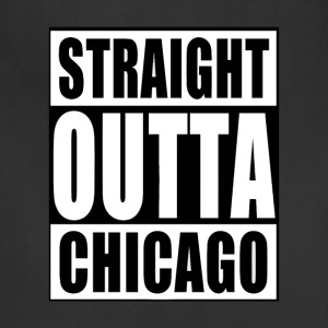 STRAIGHT OUTTA CHICAGO - Adjustable Apron