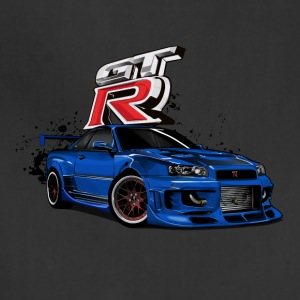 NISSAN GT-R R34 - Adjustable Apron