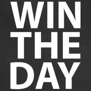 Win the day - Adjustable Apron