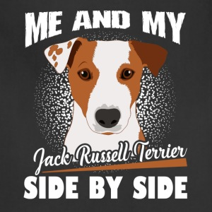 Jack Russell Terrier Shirt - Adjustable Apron