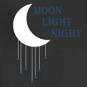 Moon Light Night Tee - Adjustable Apron