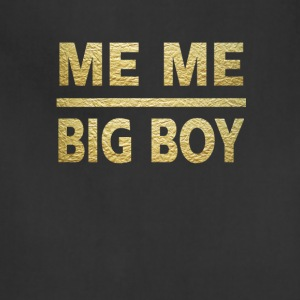 me me big boy - Adjustable Apron