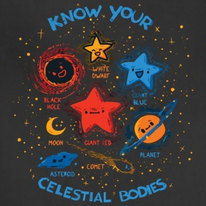 Know Your Celestial Bodies - Adjustable Apron