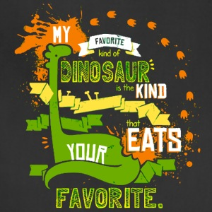 My Favorite Dinosaur - Adjustable Apron