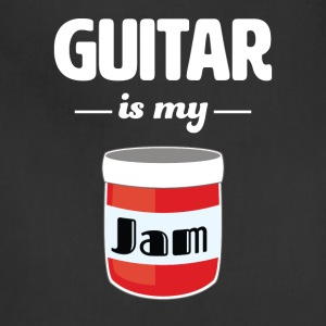 Guitar is my Jam - Adjustable Apron