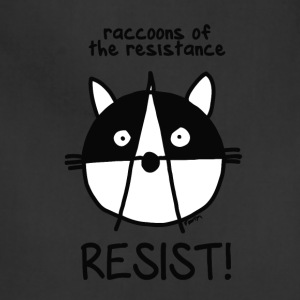 Join of the resistance Resist - Adjustable Apron