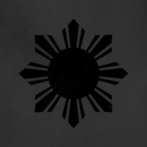 Black Flag Philippines Sun - Adjustable Apron