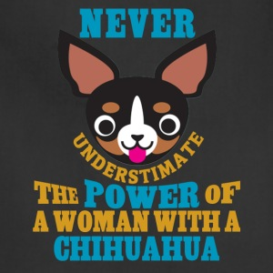 Chihuahua power - Adjustable Apron