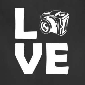 Love of Photography! - Adjustable Apron