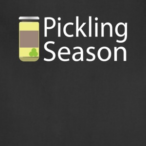 Pickling Season Graphic Tee Shirt - Adjustable Apron
