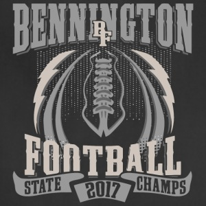 Bennington BF Football State 2017 Champs - Adjustable Apron