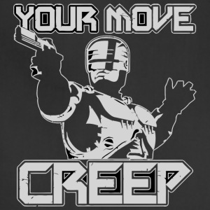 Your Move Creep vectorized - Adjustable Apron