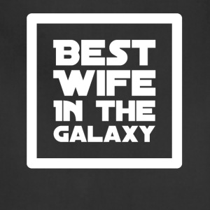 Best Wife In the galaxy - Adjustable Apron