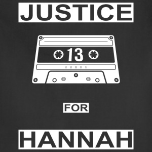 Justice for Hannah - Adjustable Apron