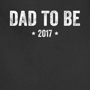 Dad to be 2017 - Adjustable Apron