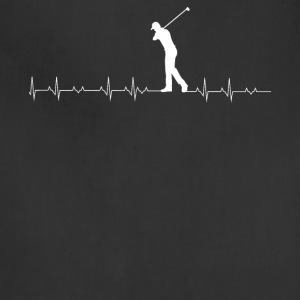 Golf heartbeat lover - Adjustable Apron