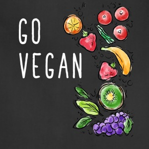 Go Vegan - Adjustable Apron