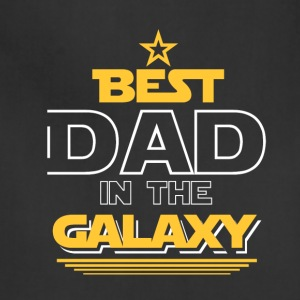 Best Dad In The Galaxy - Adjustable Apron