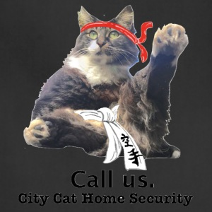 City Cat Security - Adjustable Apron