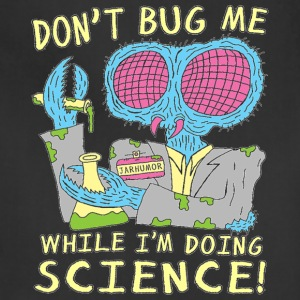Bug Science Me Not - Adjustable Apron