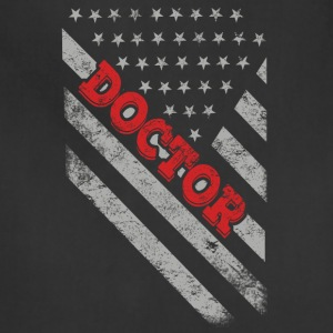 Doctor Flag - Adjustable Apron