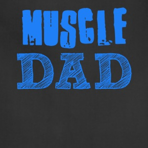 07 06 MUSCLE DAD - Adjustable Apron