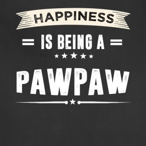 Happiness Is Being a PAWPAW T-Shirt - Adjustable Apron
