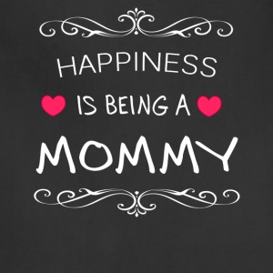 Happiness Is Being a MOMMY - Adjustable Apron