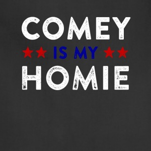 Comey is my Homie tees - Adjustable Apron