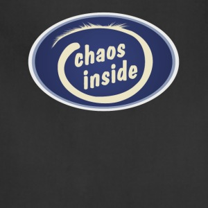 chaos inside - Adjustable Apron