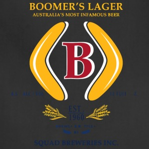 Boomer s Squad Breweries - Adjustable Apron