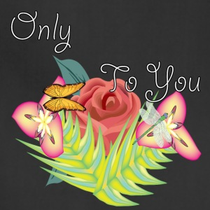 only you - Adjustable Apron