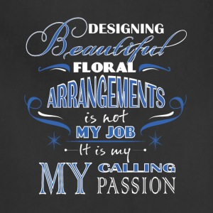 Designing T Shirt - Adjustable Apron
