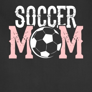 Soccer Mom T Shirt - Adjustable Apron