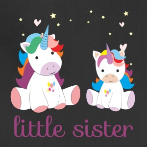 unicorn little sister - Adjustable Apron