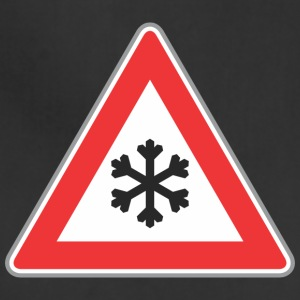 Road_sign_snow - Adjustable Apron