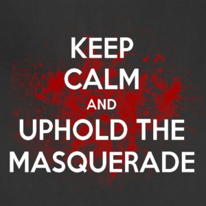 Uphold the Masquerade - Adjustable Apron
