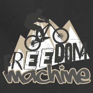 Freedom Machine Mountain Bike - Adjustable Apron