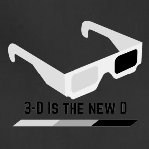 3D IS THE NEW D* - Adjustable Apron