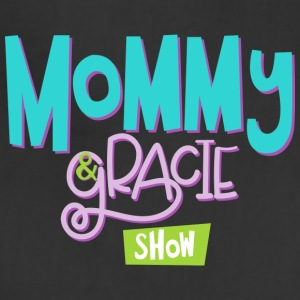Mommy and Gracie Show Summer Styles - Adjustable Apron