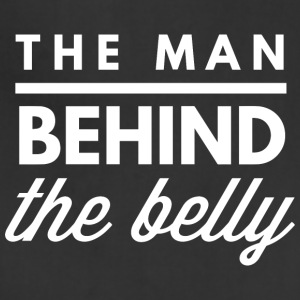 The man behid the belly - Adjustable Apron