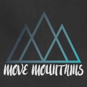 Move Mountains - Adjustable Apron