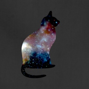 cat in space - Adjustable Apron