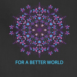 For a better world - Adjustable Apron