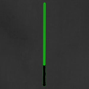 Green Lightsaber - Adjustable Apron